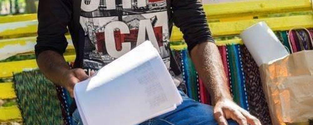 PARVOMAI.NET: СОНИК СТАРТ посвети ежегодния си лагер на доброволеца от Първомай Стефан Калинов