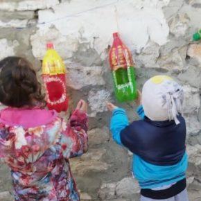 ЦОП БАЛЧИК СЪВМЕСТНО С ДЕЦАТА СЕ ПОГРИЖИХА ЗА ПТИЧКИТЕ В ГРАДА